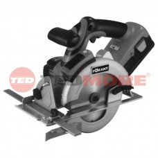 Circular Saw with LED Light and Laser Guide 18v