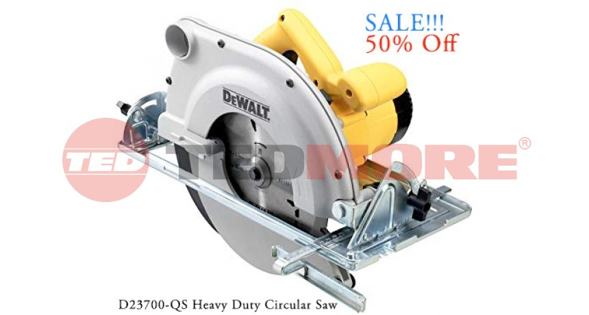 Heavy Duty Circular Saw D23700-QS
