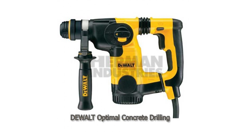 Optimal Concrete Drilling