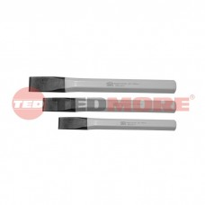 3 Pc Cold Chisel Set10  12  16mm
