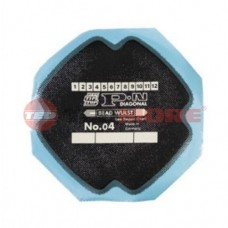CROSS-PLY repair patch PN 04