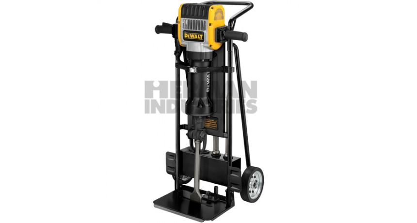 Dewalt 30Kg D25980K Pavement Breaker with Hammer Truck and Steel