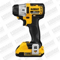 DEWALT DCF895D2 IMPACT DRIVER BRUSHLESS 3 SPEED